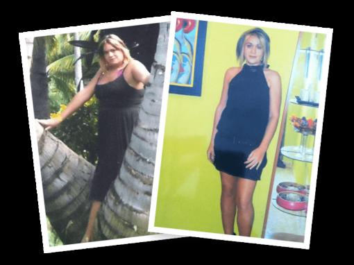 Almudena Navarro ha perdido 22 Kilos en Alicante