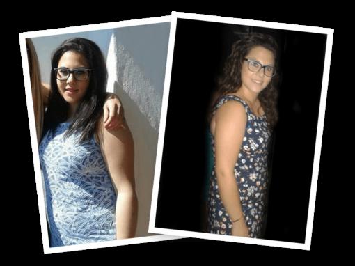 Celia Prieto ha adelgazado 15 Kg en Granada