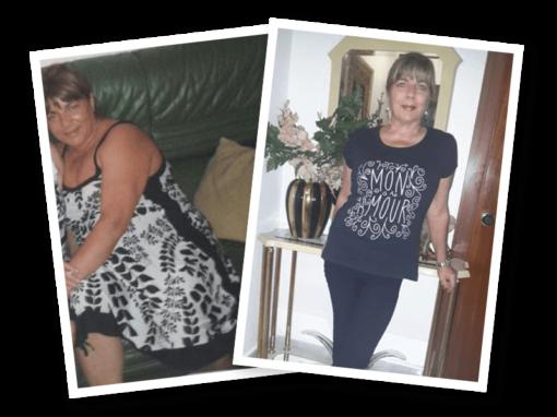 María Calabuig ha adelgazado 23 Kg en Melilla