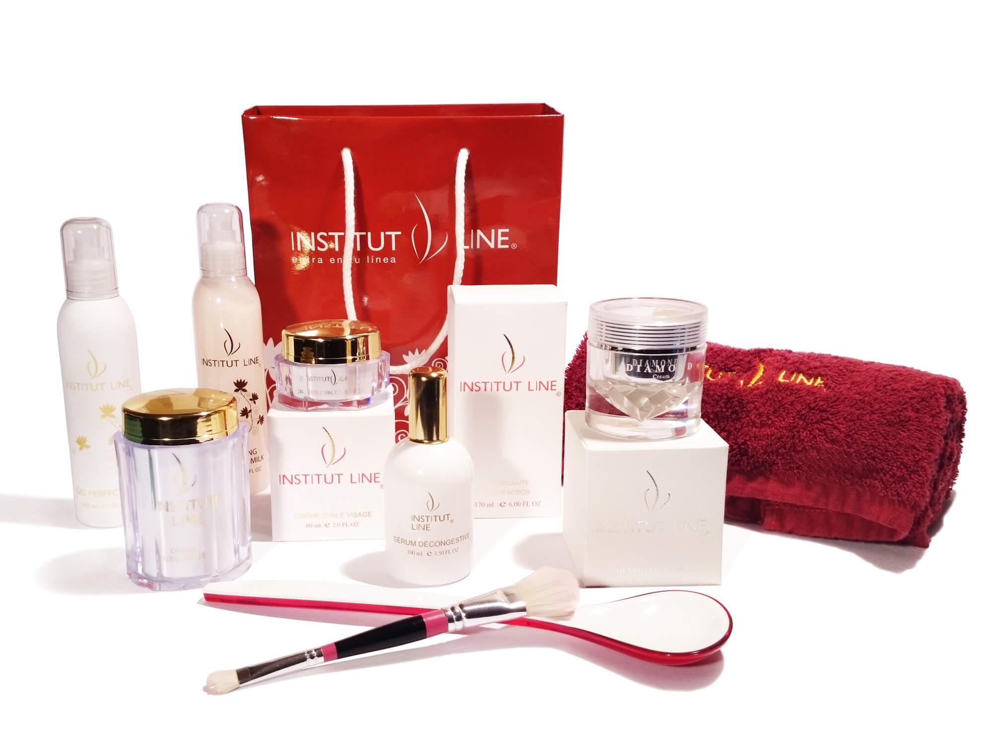 Solo nosotros incluimos la cosmética en los tratamientos
