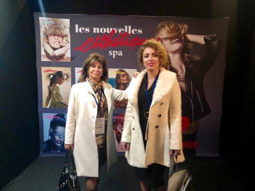 Feria Internacional de Estética en París