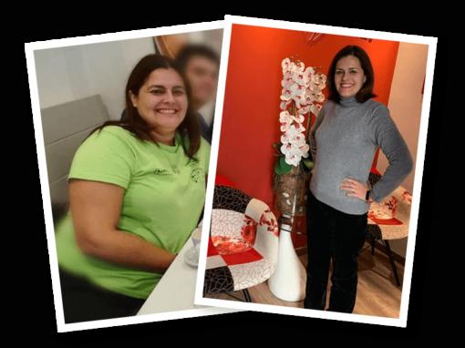 Adelgazamiento estético sin flacidez: Griselda ha adelgazado 28 kg en 4 meses